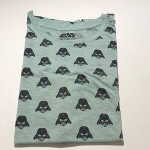 Star Wars shirt.